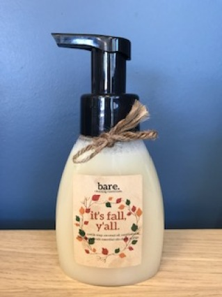 Water Superstore Inc - It's Fall Y'all Foaming Hand Soap (250mL)